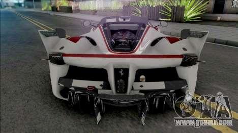 Ferrari FXX-K [Fixed] for GTA San Andreas