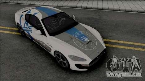 Maserati Gran Turismo 2014 for GTA San Andreas