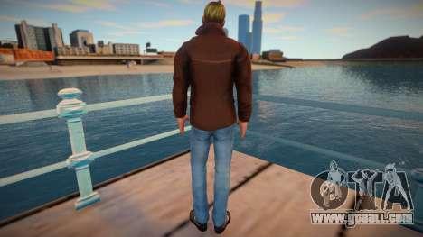 Dean Winchester Skin for GTA San Andreas