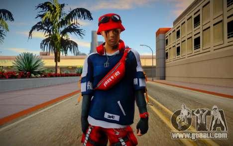 Rey De La Noche Skin for GTA San Andreas
