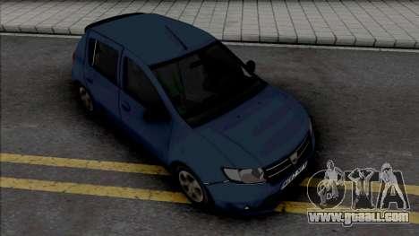 Dacia Sandero 2014 James May for GTA San Andreas