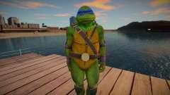 Ninja Turtles - Leonardo for GTA San Andreas