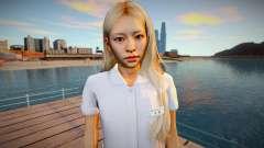 Nurse Japan for GTA San Andreas