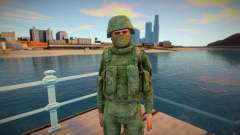 Special Forces soldier for GTA San Andreas