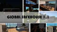 Global safehouses mod 1.1