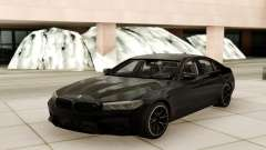 BMW M5 Competition Black Style for GTA San Andreas