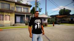 T-shirt Street Workout for GTA San Andreas