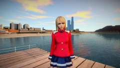 Marie Rose of Dead or Alive 5 for GTA San Andreas