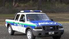 Ford Ranger 2008 Bonaerense Police