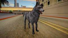 Wolf from Call Of Duty: Ghosts for GTA San Andreas