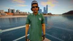 Ryder Eazy-E style for GTA San Andreas