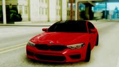 BMW M5 F90 Black Roof for GTA San Andreas