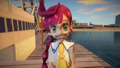 Chloe from Pokemon Journeys for GTA San Andreas