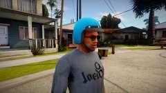 BIKER helmet from GTA V for GTA San Andreas