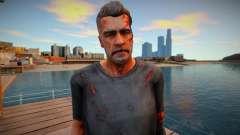 Terminator skin for GTA San Andreas
