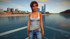 Nikki Lovett - NFS The Run for GTA San Andreas