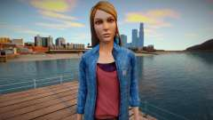 Rachel Amber from Life Is Strange: Before the St for GTA San Andreas