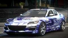 Mazda RX-8 SP-R S6 for GTA 4