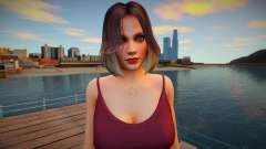 Tina Armstrong Casual v8 for GTA San Andreas