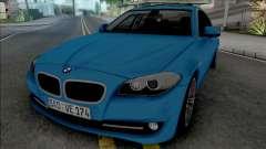 BMW 535i F10 2011 for GTA San Andreas
