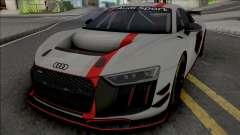 Audi R8 GT4 for GTA San Andreas