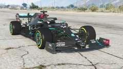 Mercedes-AMG F1 W11 EQ Performance〡add-on v3.0 for GTA 5
