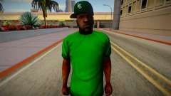 New Sweet (good textures) for GTA San Andreas