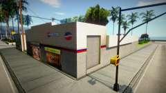 New shop and graffiti for GTA San Andreas