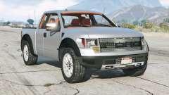 Ford F-150 SVT Raptor SuperCab 2009〡add-on for GTA 5