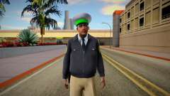 Polizeiuniform (Deutschland) for GTA San Andreas