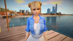 Marie Rose Casual v8 for GTA San Andreas