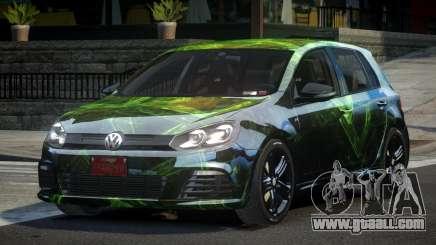 Volkswagen Golf US S3 for GTA 4