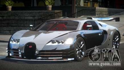 Bugatti Veyron BS Custom for GTA 4