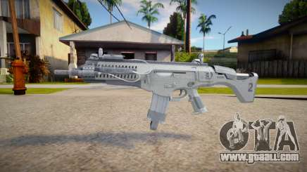 Assault_Rifle_ARX-160 for GTA San Andreas
