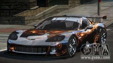 Chevrolet Corvette SP-R S2 for GTA 4