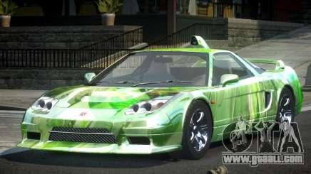 Honda NSX SP-R S3 for GTA 4