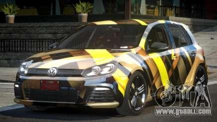 Volkswagen Golf US S7 for GTA 4