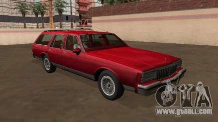 1979 Pontiac Safari for GTA San Andreas