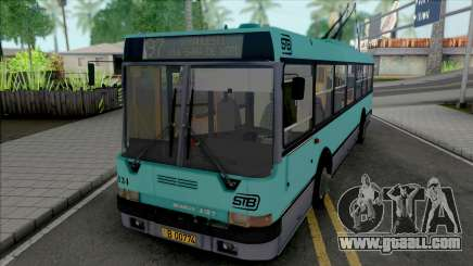 Astra Ikarus 415T STB for GTA San Andreas