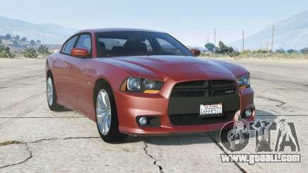 Dodge Charger SRT8 (LD) 2012 for GTA 5