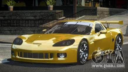 Chevrolet Corvette SP-R for GTA 4