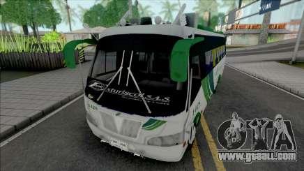 Buseta Exturiscol for GTA San Andreas