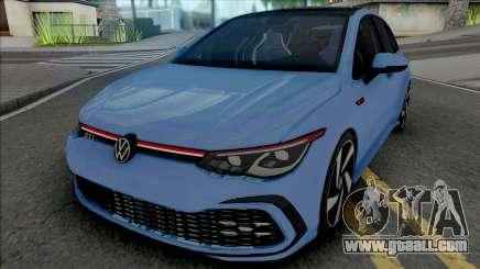 Volkswagen Golf GTI Mk8 for GTA San Andreas