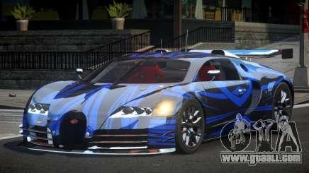 Bugatti Veyron GS-S L3 for GTA 4
