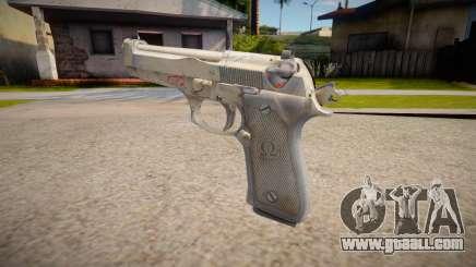 Beretta M9 (AA: Proving Grounds) V2 for GTA San Andreas