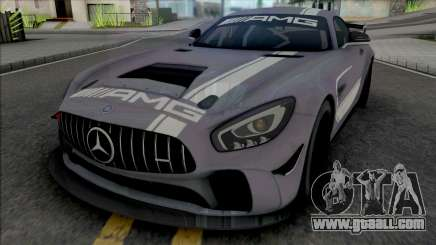 Mercedes-AMG GT4 for GTA San Andreas
