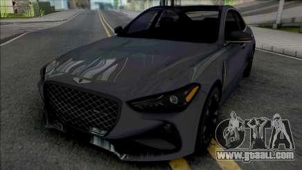 Hyundai Genesis G70 for GTA San Andreas