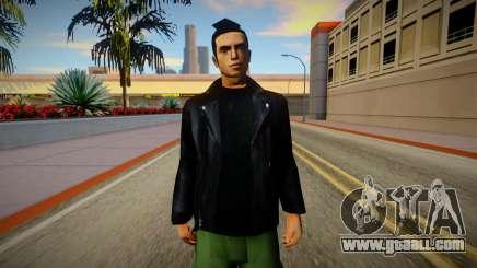 New Claude for GTA San Andreas