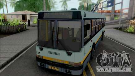 Ikarus 415T RATB for GTA San Andreas