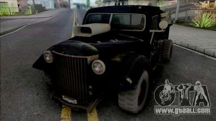 GTA V Bravado Rat-Loader [VehFuncs] for GTA San Andreas